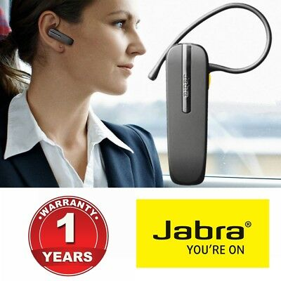 Bluetooth Headset Jabra BT2047 Wireless Headphone Earphone Mic Phone Samsung