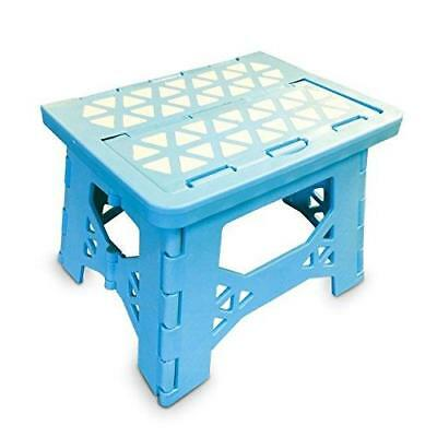 Bula Baby Folding Step Stool For Kids New Safe Locking System Non Slip Feet Grip