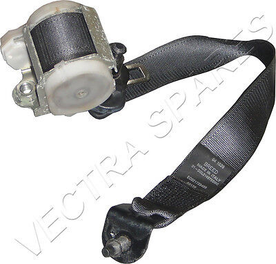 Vauxhall Vectra C O/S Rear Driver Side Right Back Seat Belt 24469075