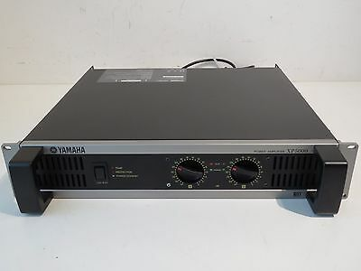 Yamaha XP5000 500W+500W Multichannel Power Amplifier