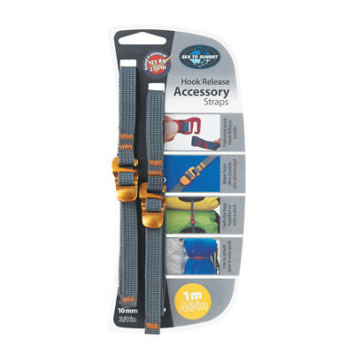 Sea to Summit Hook Release Accessory Straps Spannriemen Packriemen