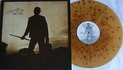 LP Waiting for the Sun Same (re) 111 Records 111-02 - 2nd Edition COLORED VINYL
