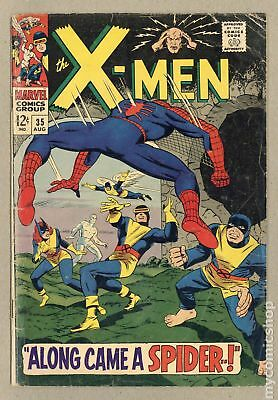 Uncanny X-Men (1963 1st Series) #35 GD+ 2.5