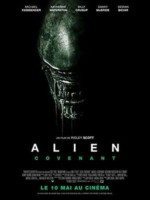DVD Alien : Covenant + Prometheus