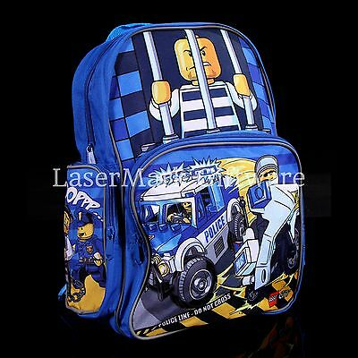 Brand new kids toddlers Lego backpack school bag Free Shipping