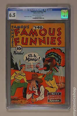 Famous Funnies (1934) #148 CGC 6.5 0141853003