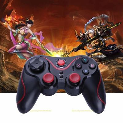 Wireless Bluetooth Gaming Game Controller Gamepad for PC Android Smartphone