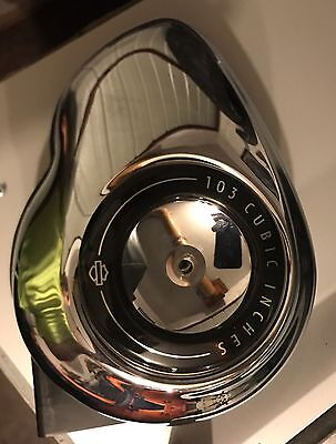 Harley KN Air Cleaner - 2014 Deluxe 103ci Complete - Stage 1 Upgrade New