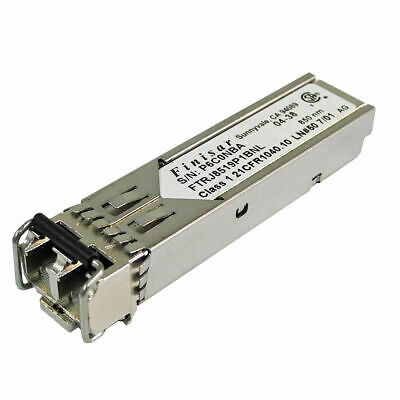 Finisar FTRJ8519P1BNL-B1 SFP 1000Base-SX 2GB 850nm Transceiver