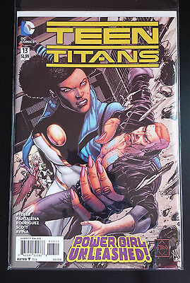Teen Titans # 13 Dc Comics. Bagged/boarded