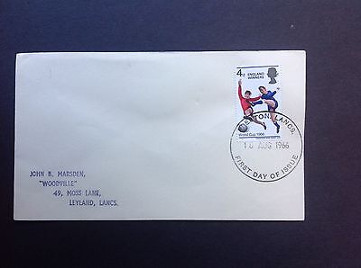GB 1966 World Cup Winners FDC