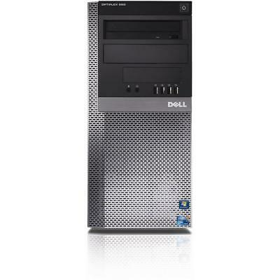 DELL Optiplex 980 Intel i5 CPU 3,2 GHz, 4-8GB RAM, 250-500GB HDD, ATI 1GB Grafik