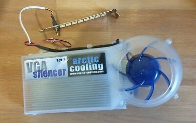 Fan for PCIe Graphics Card VGA Silencer Arctic Cooling Rev 3