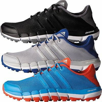 Adidas 2017 ClimaCool Léger Maillage Chaussures de Golf Hommes-Norme Fit