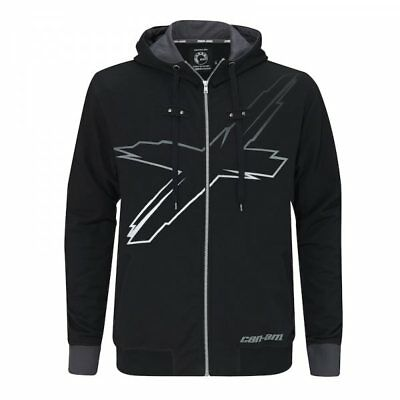 Can-Am Pulover/Kapuzenjacke Zipped Hoddy