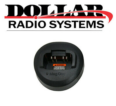 New Motorola OEM PMLN5041 Rapid Rate Charger for MagOne BPR40 BC130 Radios