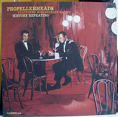 """Propellerheads Feat. Miss Shirley Bassey """"history Repeating"""" Ep!uk97 - Ex/ex"""