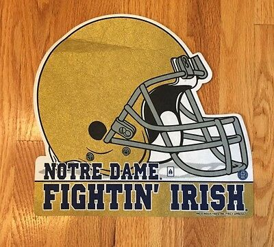 762a4716df2 WinCraft Notre Dame Pennant Full Size Felt
