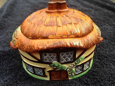1950s Burlington Devon Cobb Cottageware Sugar Bowl