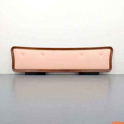 Rare and Early Vladimir Kagan Headboard