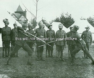 Militaria. Indian Troops. New Forest. WW1