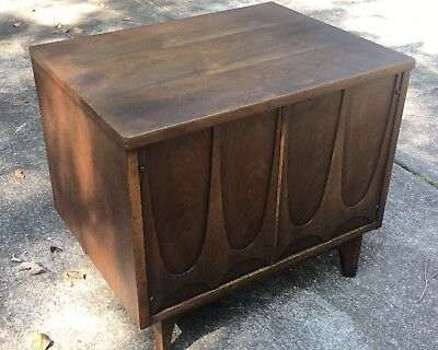 Broyhill Brasilia Commode (Nightstand) Circa 1962. 6150-20 ~Local Pickup Only~