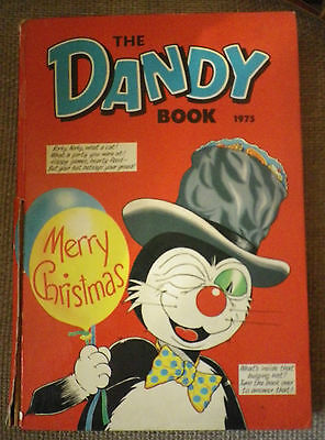 The Dandy Book Annual 1975