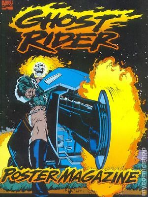 Ghost Rider Poster Magazine (1992) #1 FN