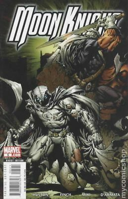 Moon Knight (2006 3rd Series) #5 VG LOW GRADE