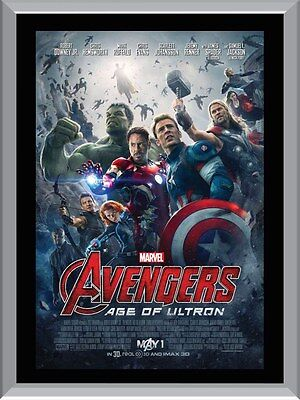 Avengers Age Of Ultron Movie A1 To A4 Size Poster Prints