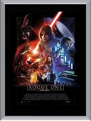 Star Wars Rogue One Movie A1 To A4 Size Poster Prints
