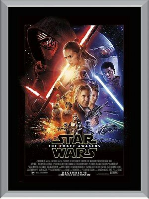 Star Wars The Force Awakens Movie A1 To A4 Size Poster Prints