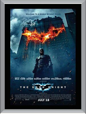 The Dark Knight Movie A1 To A4 Size Poster Prints