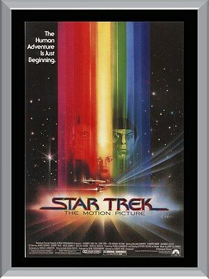 Star Trek Movie A1 To A4 Size Poster Prints