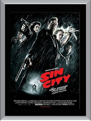 Sin City Movie A1 To A4 Size Poster Prints