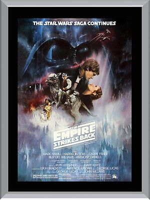 The Empire Strikes Back A1 To A4 Size Poster Prints