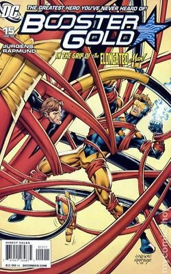 Booster Gold (2007 DC 2nd Series) #15 FN