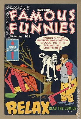 Famous Funnies (1934) #175 GD/VG 3.0