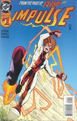 Impulse (1995) #1 VF