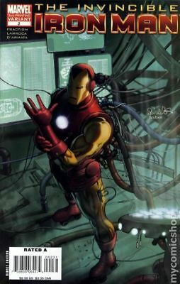 Invincible Iron Man (2008) #2C FN