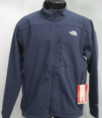 North Face Apex Bionic Mens Jacket - Deep Water Blue - TNF - New with Tags