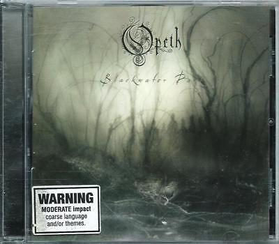 Opeth *blackwater Park* 2003  Cd Exc.con. Almost Like New