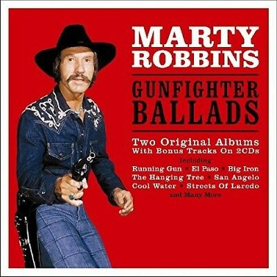 Marty Robbins - Gunfighter Ballads [New CD] Bonus Tracks, UK - Import