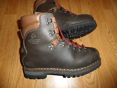 Alico New Guide Mountaineering Heavy Hiking Boots Men's 9 M Rtl $420