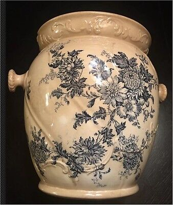 Royal Bonn Astern Pattern Ceramic Vessel