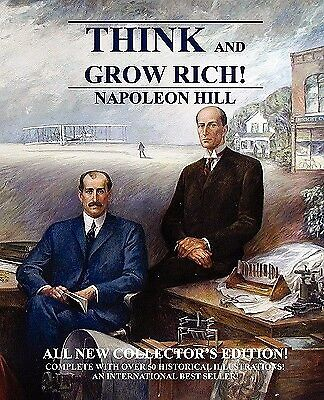 Think and Grow Rich: Collector's Edition by Hill, Napoleon -Paperback