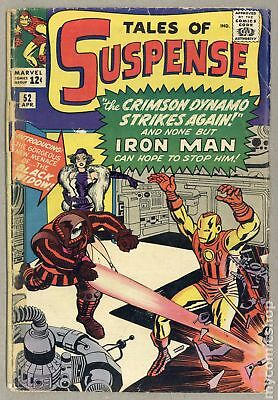 Tales of Suspense (1959) #52 GD 2.0