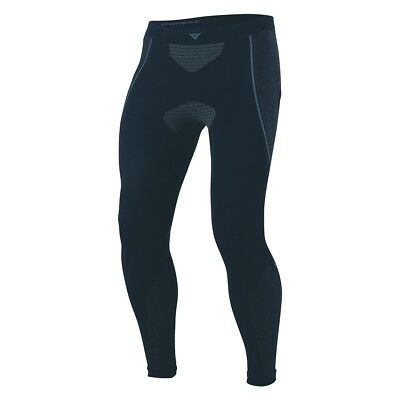 Dainese D-Core Dry LL Black / Anthracite Moto Base Layer Trouser | All Sizes