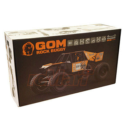 Gmade GOM 1:10 GR01 4WD Rock Buggy RC Cars Kit Off Road #GM56000
