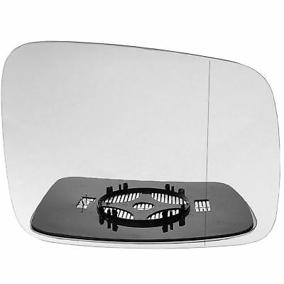 Right side for VW T4 1990-2003 Wide Angle heated wing door mirror glass